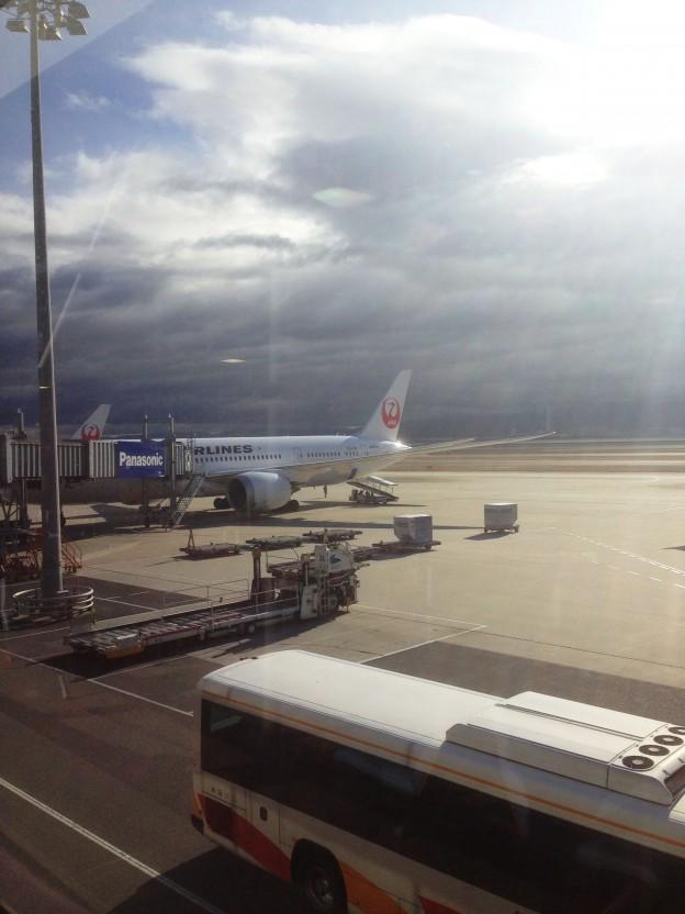 JALで行く台湾への旅