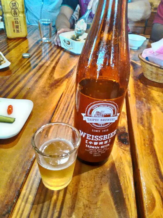 台湾白ビール