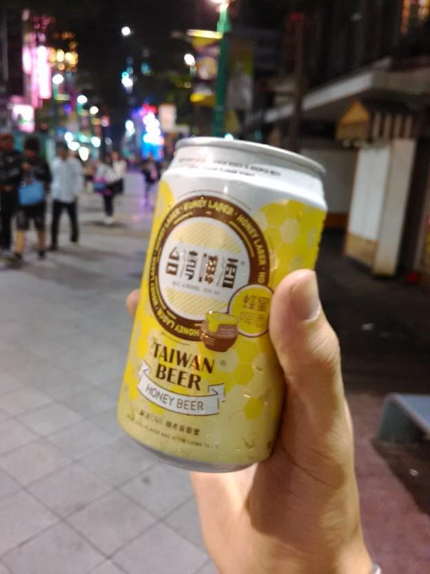 蜂蜜ビール
