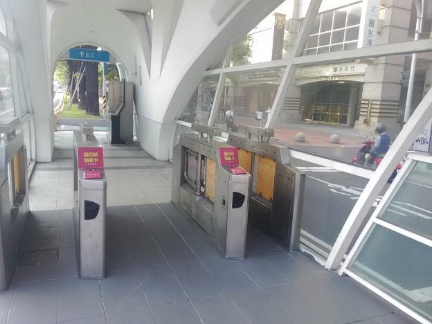 BRT改札