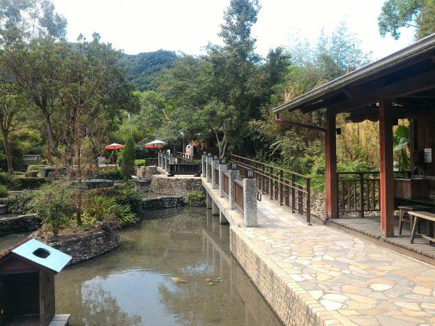 礁溪温泉公園 森林風呂